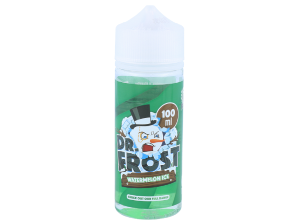 Dr. Frost - Polar Ice Vapes - Watermelon Ice 0mg/ml