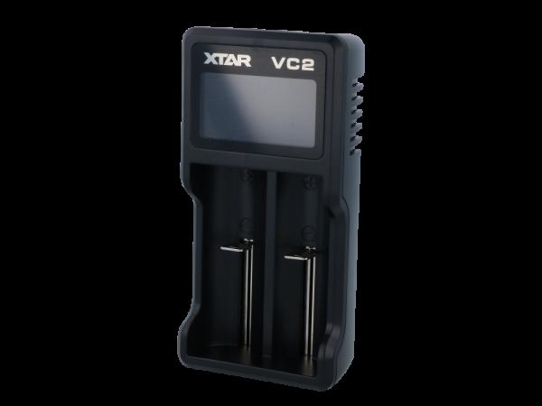 XTAR VC2 Ladegerät