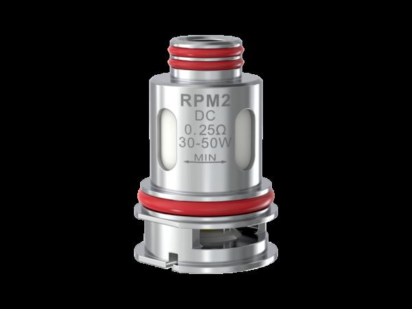 Smok RPM 2 DC Head 0,25 Ohm (5 Stück pro Packung)