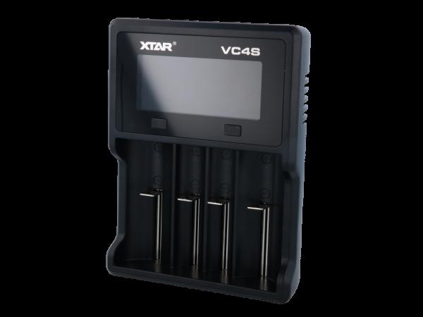 XTAR VC4S Ladegerät