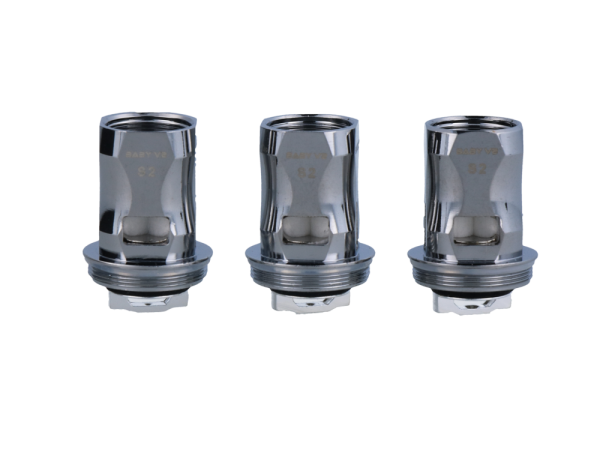Smok Baby V2 S2 Quadruple KA1 Heads 0,15 Ohm (3 Stück pro Packung)