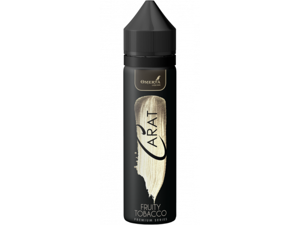 Omerta Liquids - Carat - Aroma Fruity Tobacco 20ml