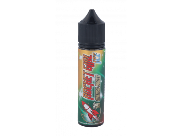 hisVape Angry Pirate Smooth - E-Zigaretten Liquid
