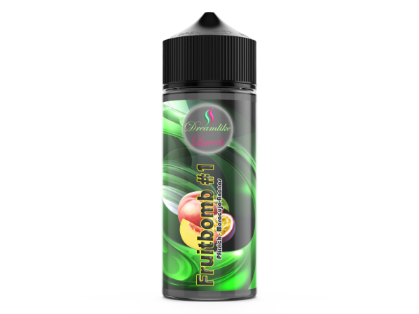 Dreamlike - Dreamy Bomb - Fruitbomb Aroma 10ml
