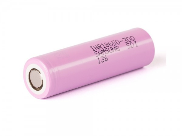 Samsung INR18650-30Q 3000mAh