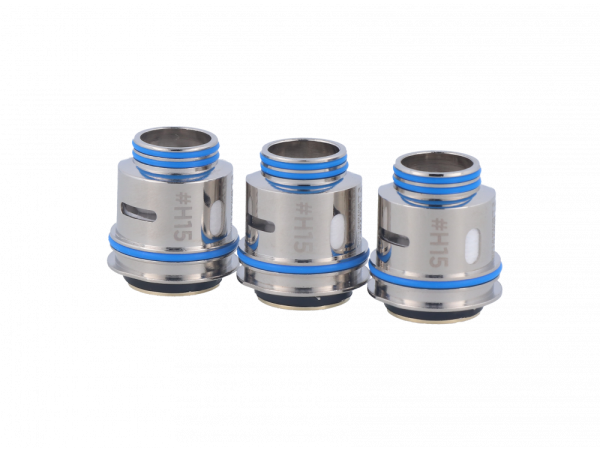 Wotofo Single Mesh & Parallel Heads 0,15 Ohm (3 Stück pro Packung)