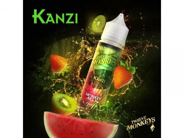 Twelve Monkeys - Kanzi - 50ml - 0mg/ml