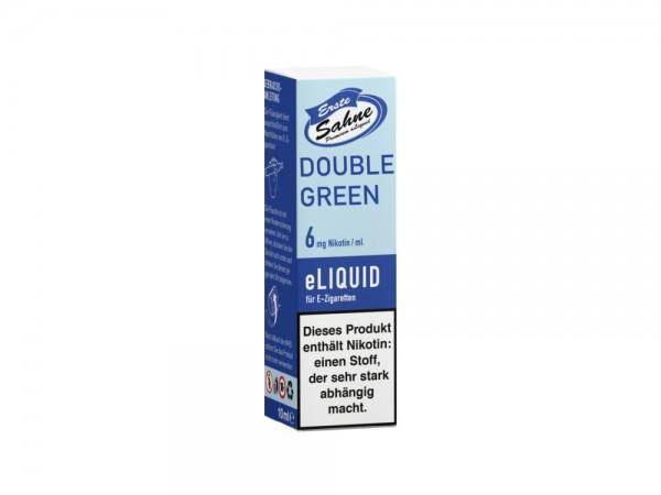 Erste Sahne Double Green - E-Zigaretten Liquid