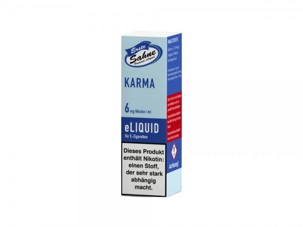 Erste Sahne Karma - E-Zigaretten Liquid