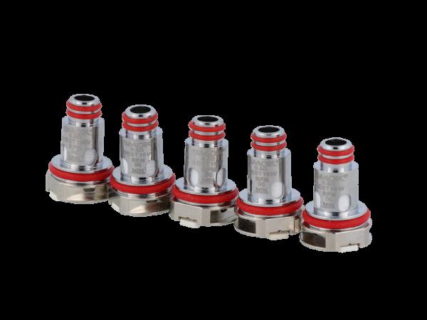 Smok RPM DC MTL Heads 0,8 Ohm (5 Stück pro Packung)