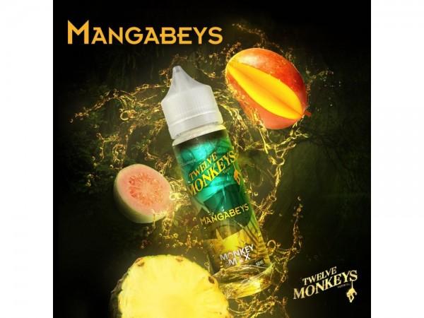 Twelve Monkeys - Mangabeys - 50ml - 0mg/ml