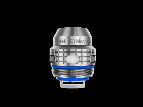 FreeMax 904L X3 Mesh 0,15 Ohm Heads (5 Stück pro Packung)