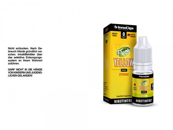 Fresh Yellow Zitrone Aroma - Liquid für E-Zigaretten