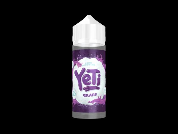 Yeti - Grape - 0mg/ml 100ml