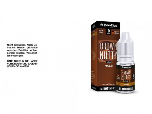 Brown Nutty Nougat Aroma - Liquid für E-Zigaretten