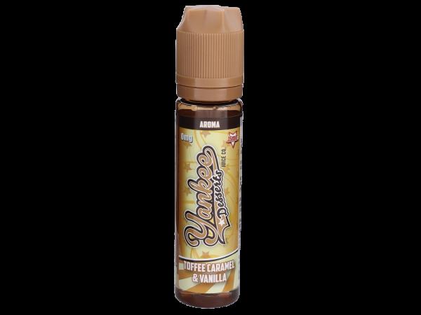 Yankee Juice - Desserts - Aroma Toffee Caramel & Vanilla 15ml